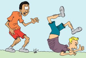 Read more about the article Injury, what injury!…..