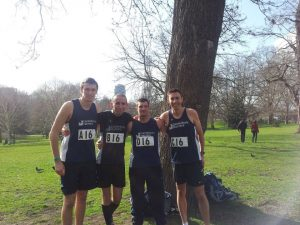 Read more about the article Hyde Park Relays