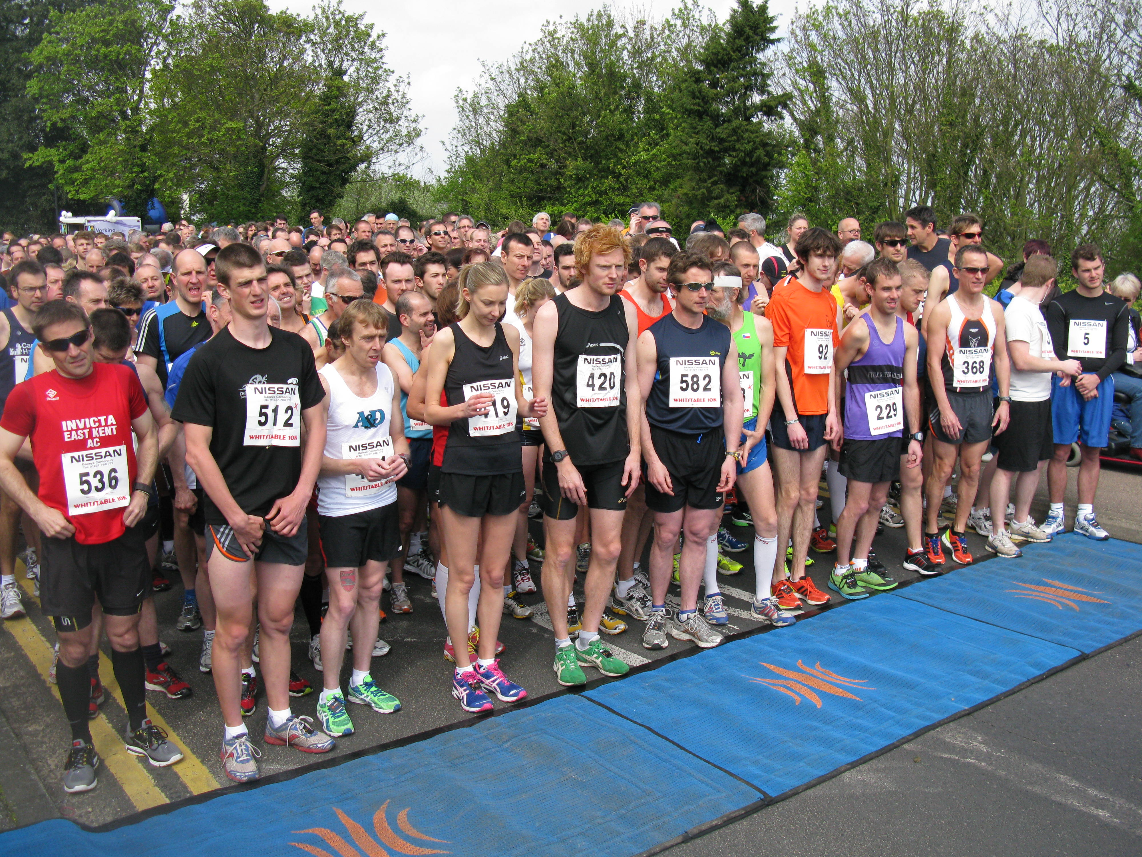 You are currently viewing Whitstable 10K 2012