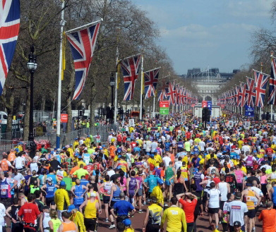 You are currently viewing London Marathon 2013 Results