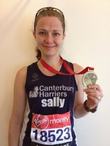 Read more about the article The Harriers Make Short-Work of the London Marathon