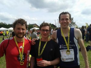 Read more about the article Jones Races to Victory at the Podplus Ashford 5K