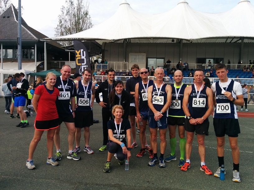 You are currently viewing Ashford 10K and Royal Parks Foundation Half Marathon