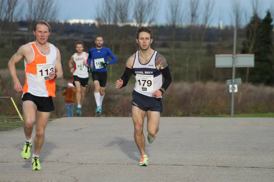You are currently viewing Canterbury Harriers Start the Festive Week in Style!