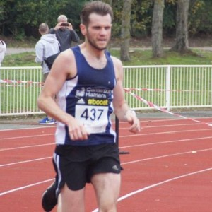 Read more about the article Tom Millard storms home to win the Lydd 20 mile race on Sunday 13th March