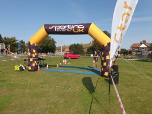 Read more about the article First Lady at Wingham 5k